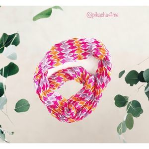 Charming Charlie Knit Infinity Scarf